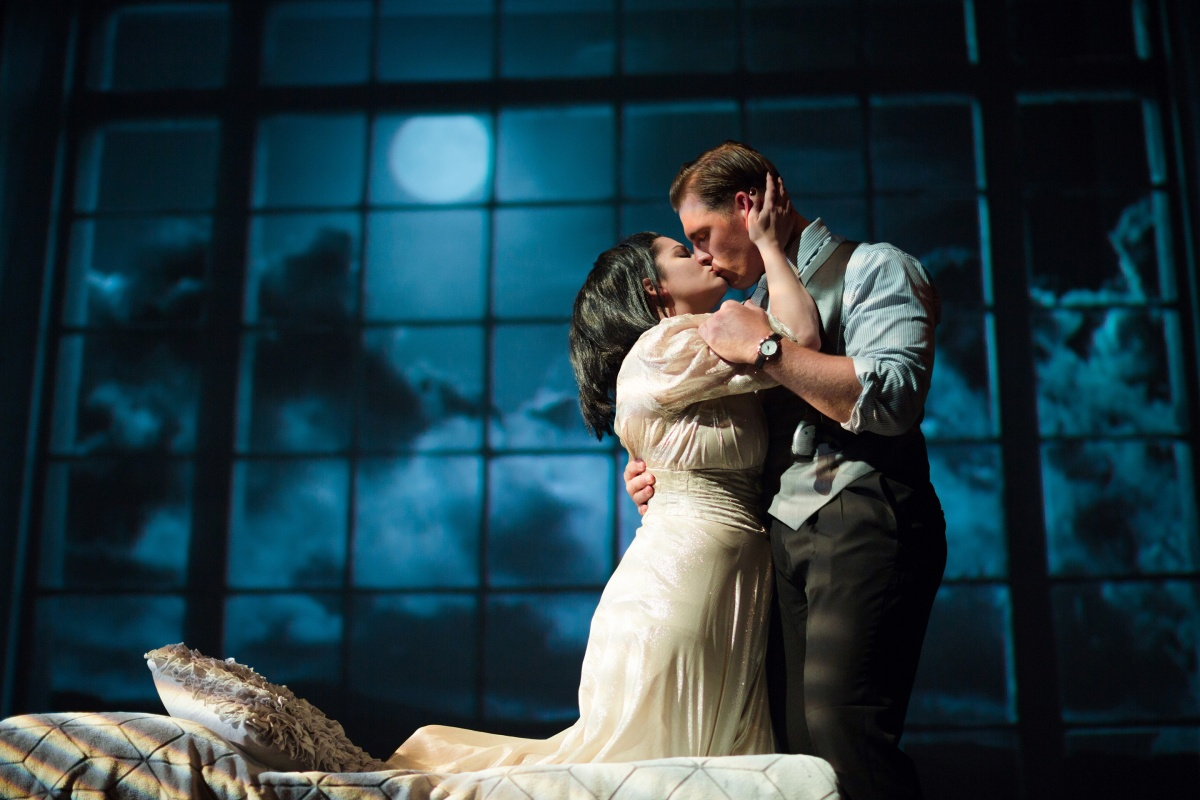 "Review: ""City of Angels"" at the San Francisco Playhouse"