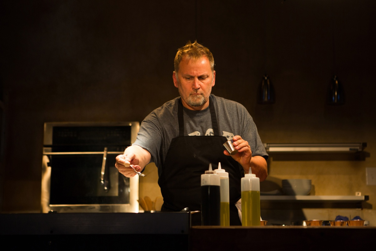 "Review: ""Seared"" at the San Francisco Playhouse"