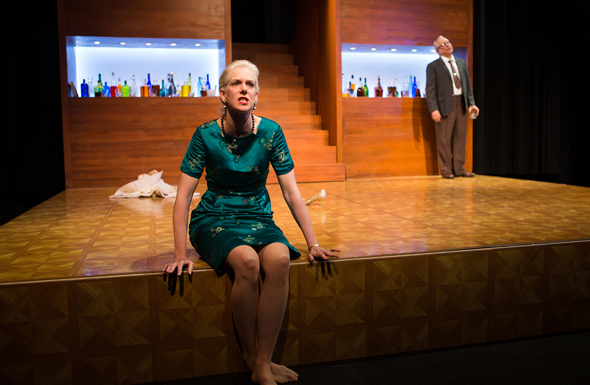 "Review: ""Who's Afraid of Virginia Woolf"" at Shotgun Players"
