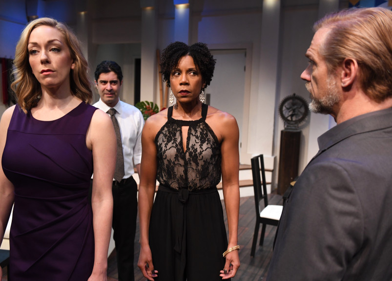 "Review: ""Disgraced"" at The Stage, San Jose"
