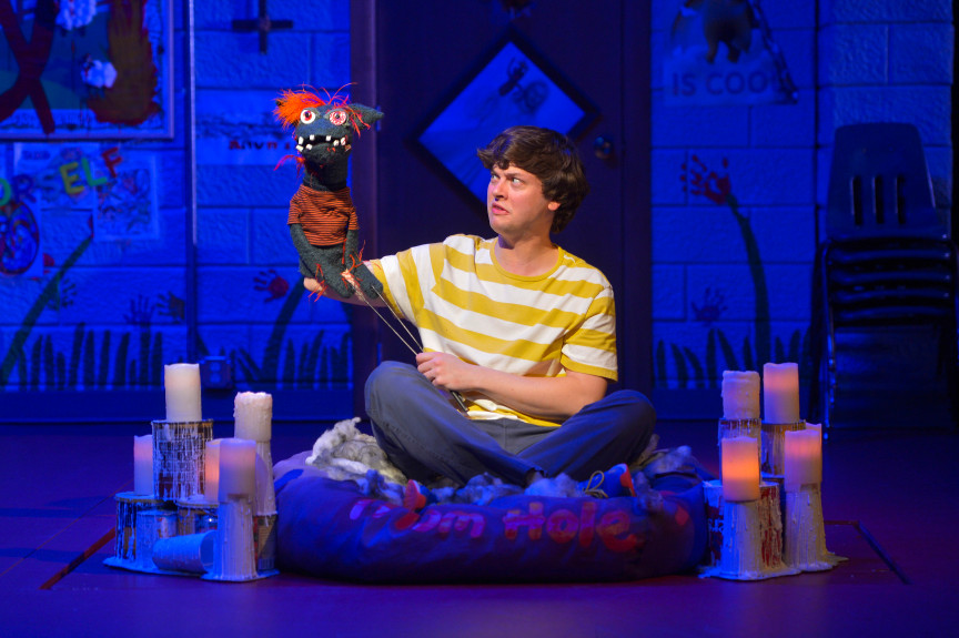 """Review: """"Hand to God"""" at Berkeley RepertoryTheatre"""