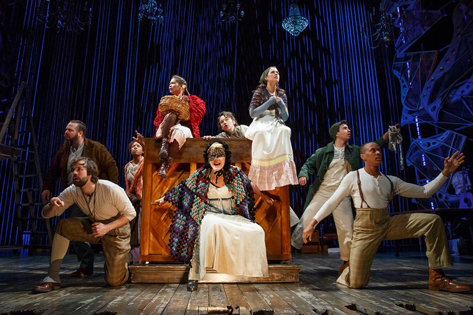 """Review: """"Into the Woods"""" at the Golden Gate Theatre(tour)"""