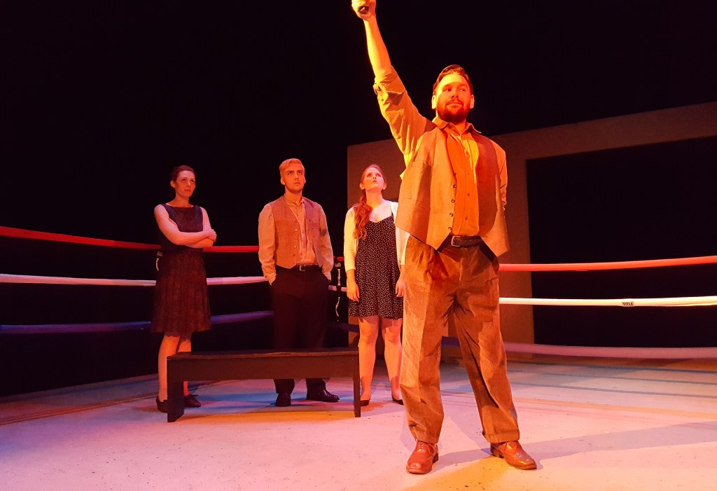 "Review: ""A View from the Bridge"" at Pear Theatre"