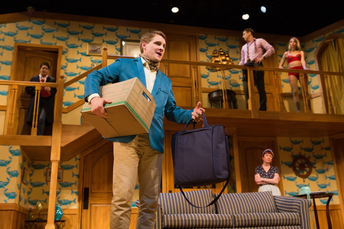 "Review: ""Noises Off"" at San Francisco Playhouse"