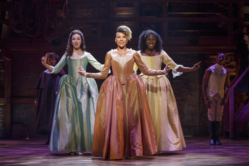 "Review: ""Hamilton"" at the Orpheum Theatre (tour)"