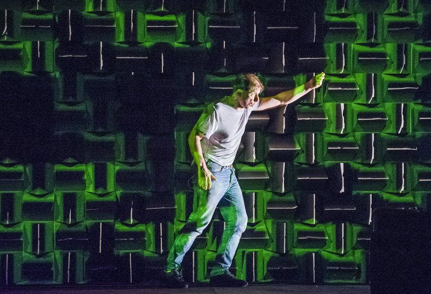 "Review: ""The Encounter"" at the Curran, San Francisco"