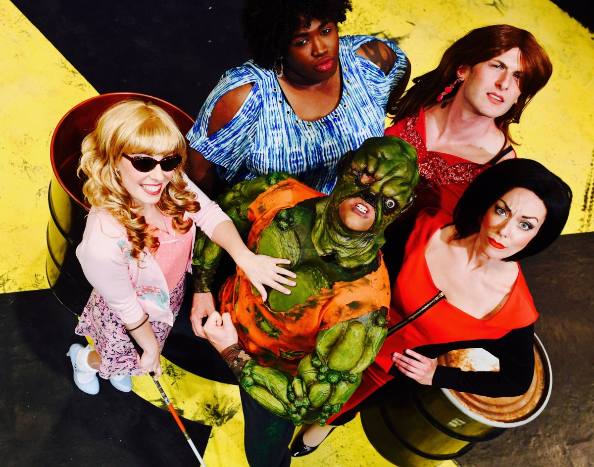"Review: ""The Toxic Avenger"" at The Stage, San Jose"