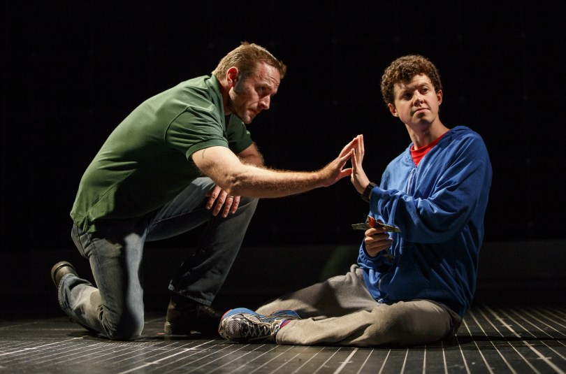 "Review: ""The Curious Incident of the Dog in the Night-Time"" at the Golden Gate Theatre (Tour)"