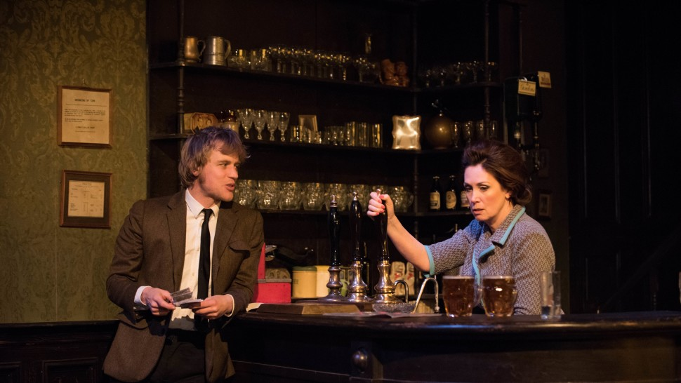 "Go-See: ""Hangmen"" at the Atlantic Theater Company"