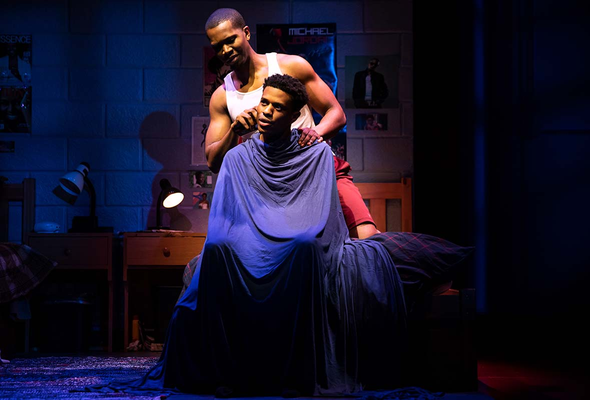 "Review: ""Choir Boy"" at the Samuel J. Friedman Theatre"